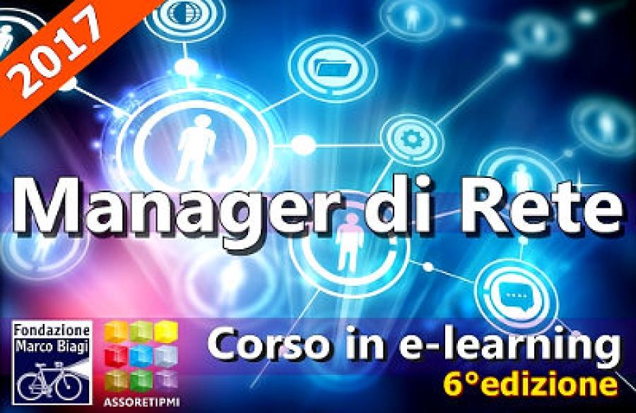6 edizione corso per manager di rete by assoretipmi for Indirizzi universitari moda
