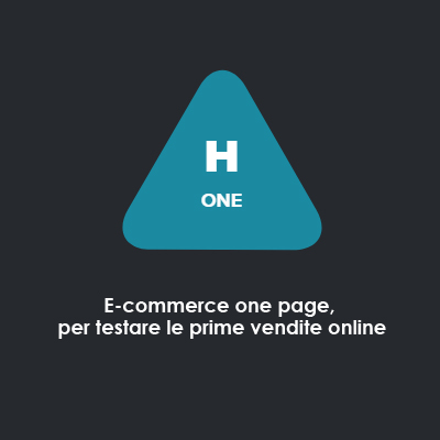 H ONE one page many sales - Ecommerce solution