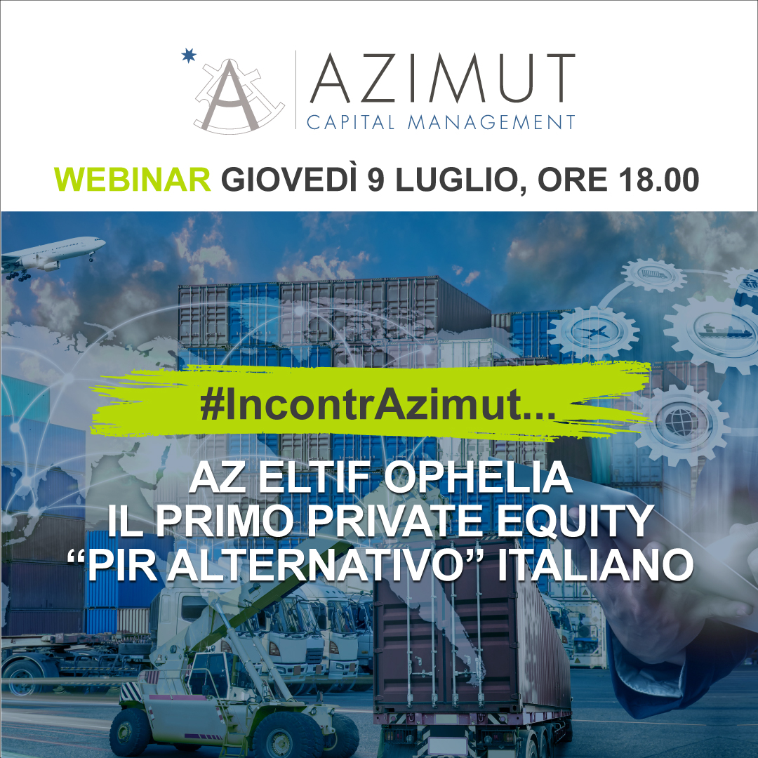 WEBINAR AZ ELTIF OPHELIA IL PRIMO PRIVATE EQUITY - PIR ALTERNATIVO - ITALIANO