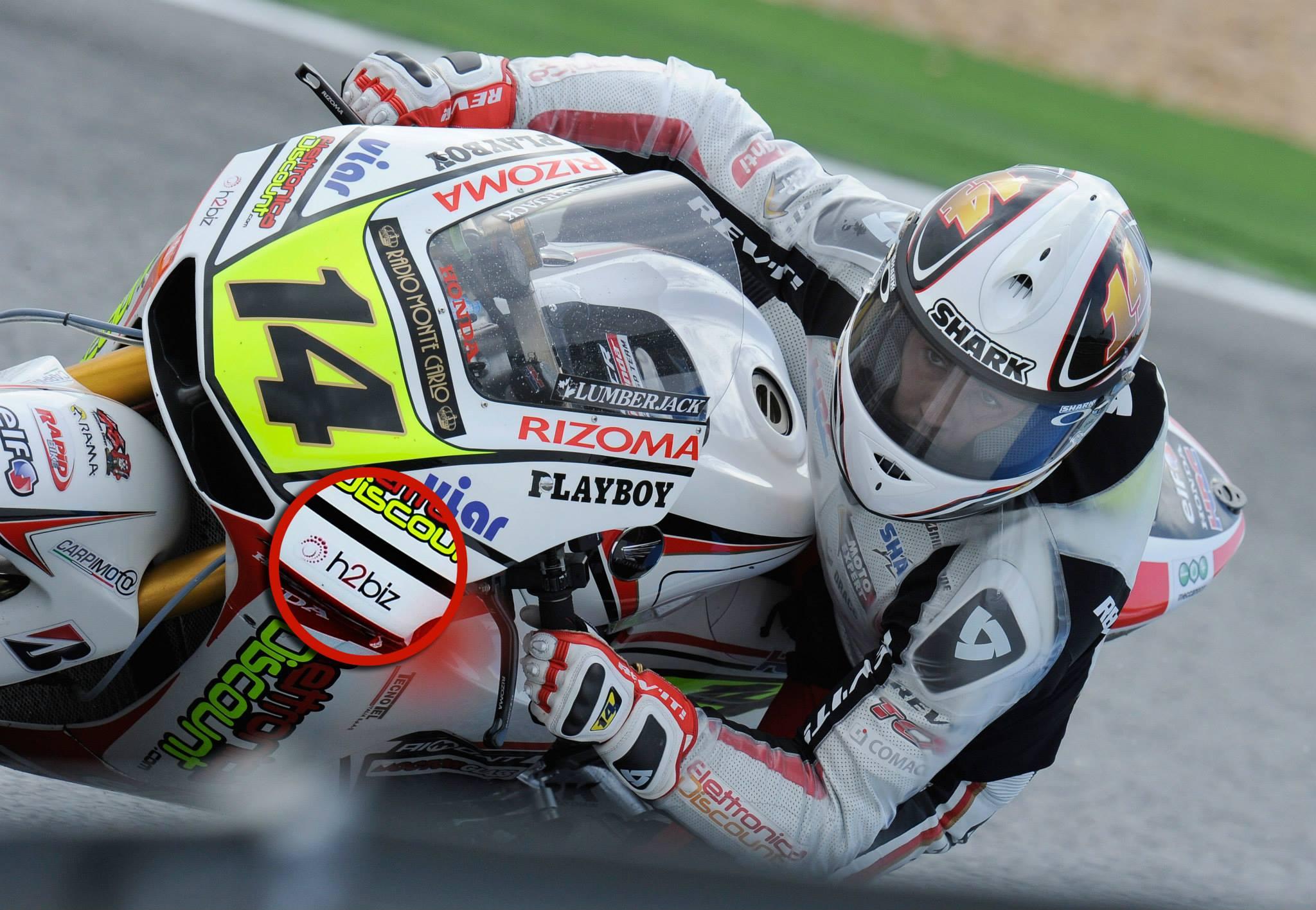 H2biz MotoGP - LCR Honda